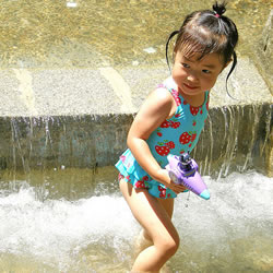 Children's Swimwear That Makes a Splash!