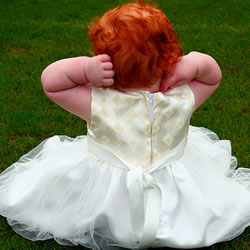 Baptism Gowns - How to Keep and Store Them
