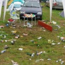 Camping Trash