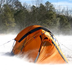 Stove as a Tent Heater?