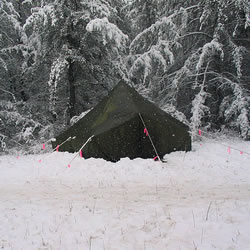 Catalytic Camping Tent Heaters - Sometimes you need it