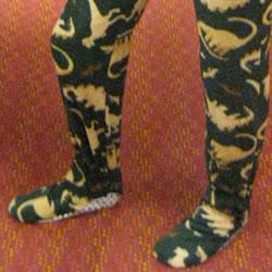 Pajamas With Feet