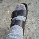 Very Old Slouch Socks